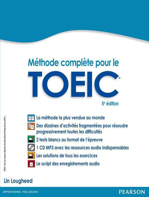 Methode Complete Pour Le Toeic (5e Edition)