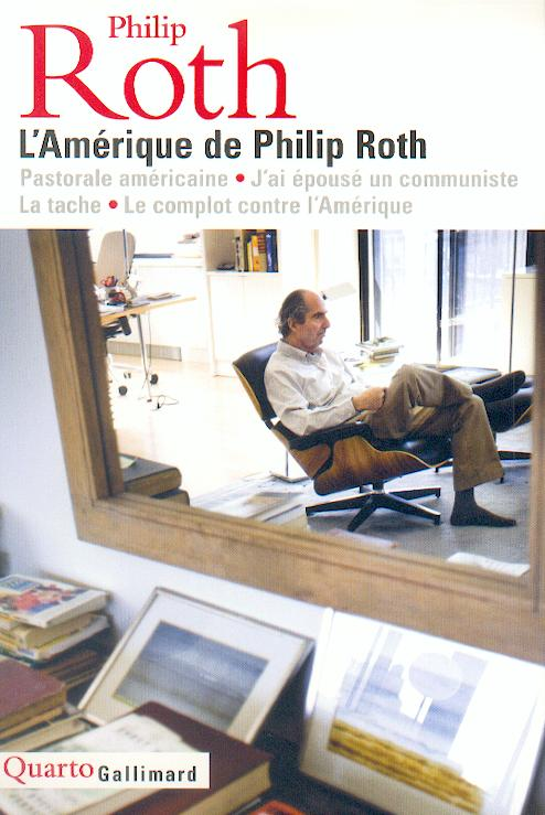 L'AMERIQUE DE PHILIP ROTH
